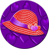 Helen Heart Coasters Home conde