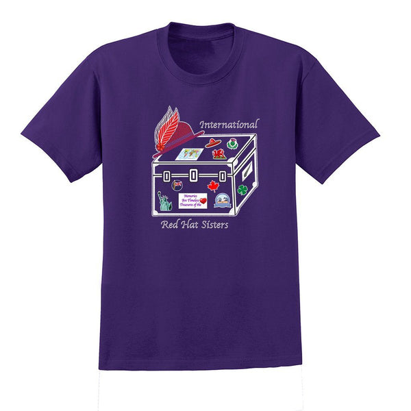 International Red Hat Sisters Basic T-Shirt