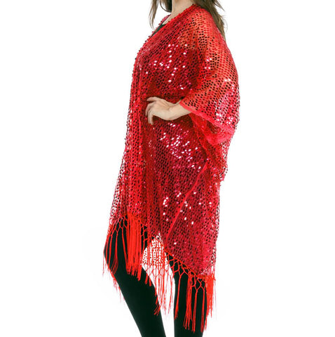 Jerri Sequin Duster