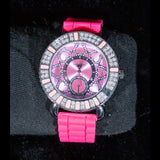 JULIANNA Silicone Watch Accessories/Small L2JK Inc. Pink