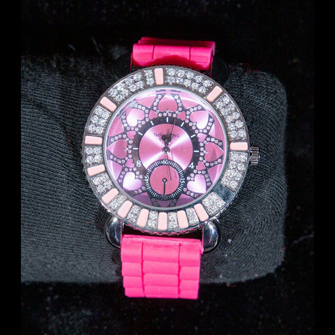 JULIANNA Silicone Watch