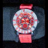 JULIANNA Silicone Watch Accessories/Small L2JK Inc. Red