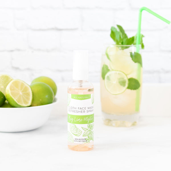 Key Lime Mojito Refreshing Face Mask Mist