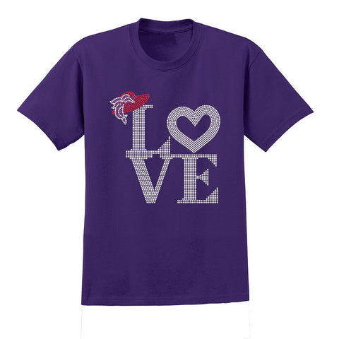 Love of The Hat Basic T-Shirt