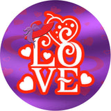 Love of The Hat Button Pin Button Pin Half Price Buttons