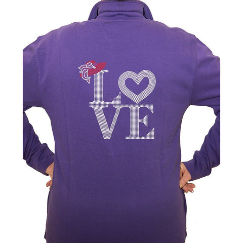 Love of the Hat Crystal Cardigan