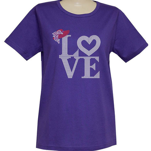 Love of The Hat Short Sleeve Scoop Classic