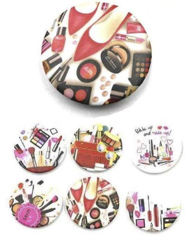 Makeup Diva Comact Mirror