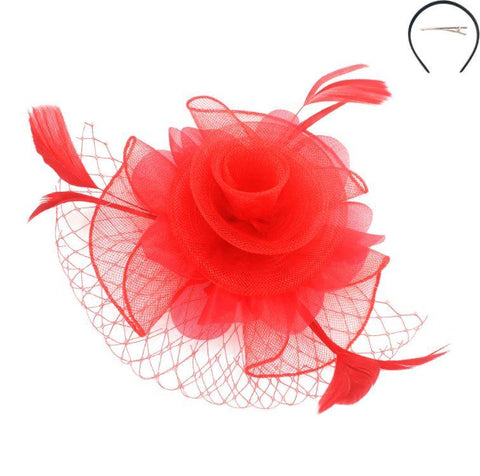 Mary Kay Fascinator