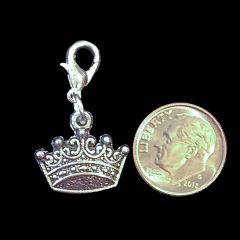 Nancy Crown Charm