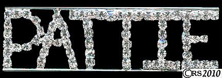 Pattie Rhinestone Pin