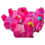 Poodle Toy Fuschia Gift One Stop