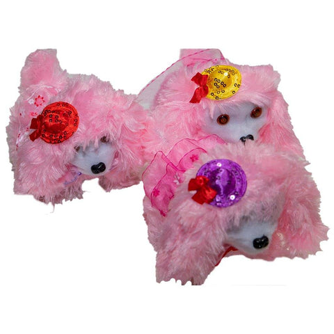 Poodle Toy Pink