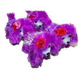 Poodle Toy Purple Gift One Stop