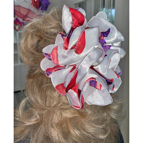 *Red Hat Hairclip