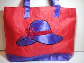 *Red Hat Tote Bag