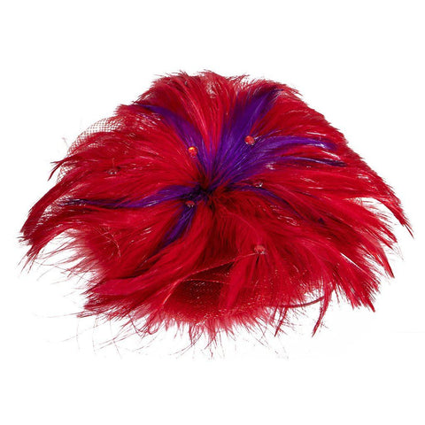 Remi Feather Fascinator