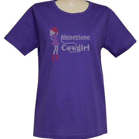 Rhinestone Cowgirl Classic Short Sleeve Collection