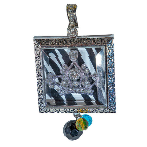 Rhonda Royalty Pendant