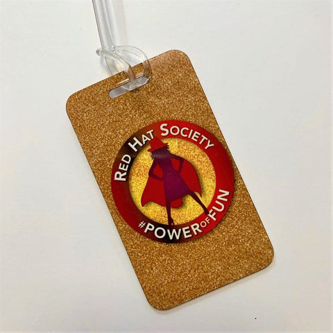 RHS - POF Luggage Tag