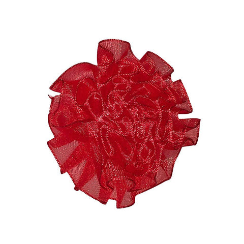 *Rosario Rose Fashion Pin