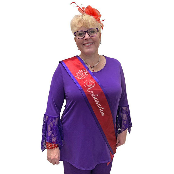 Royal Ambassador Sash