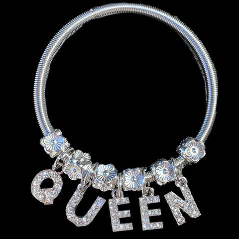 Royal Queen Stretch Bracelet