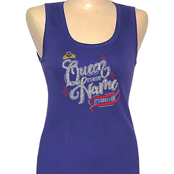Royal Tank Top