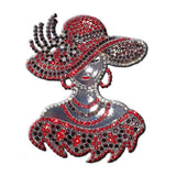 Sabrina Rhinestone Pin Fashion Pin China Jewelry
