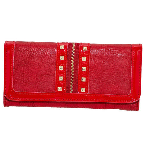 Sadie Leatherette Wallet