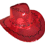 Sequin Cowgirl Hat Hats Noveltees Wholesale