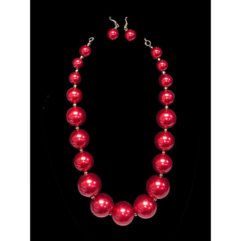Laura Pearl Necklace