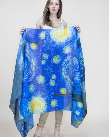 Starry Night Scarf