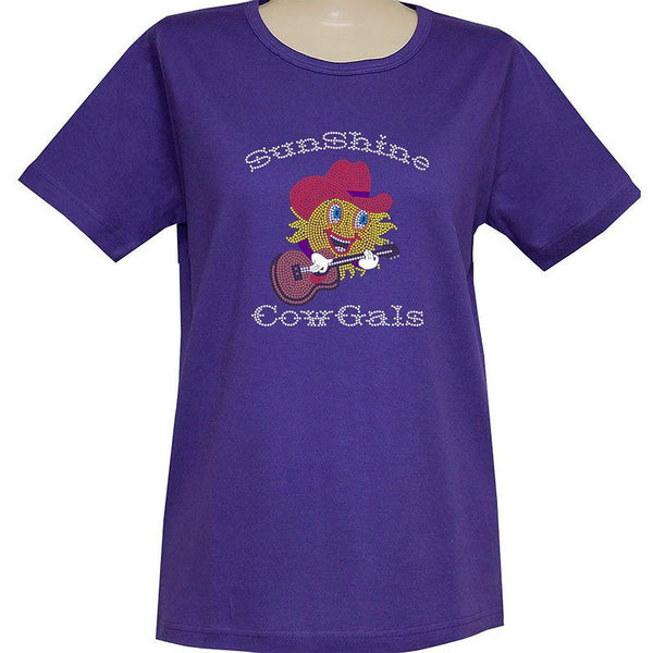 SunShine CowGals Short Sleeve Scoop Classic