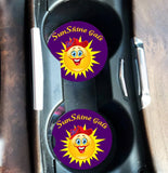 Sunshine Gals Car Coaster Auto Conde