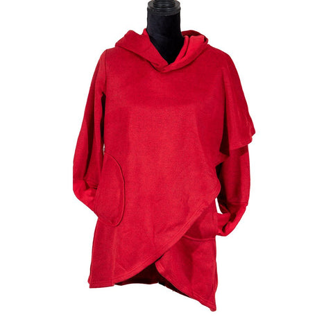 Sydney Red Sweat Jacket