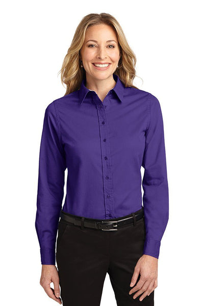 Theresa Blank Button Down