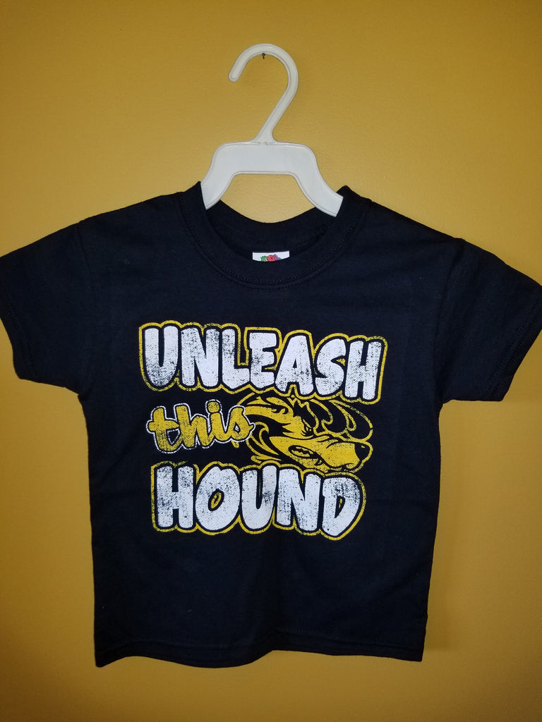 Unleash This Hound Youth Shirt