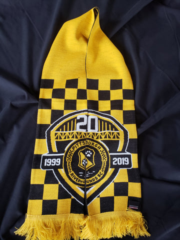 20th  Anniversary Scarf
