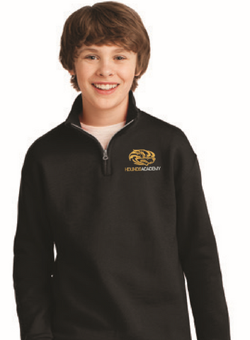 RDA Quarter zip youth sweatshirt