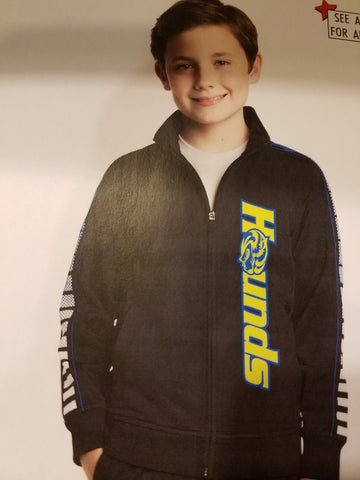 Youth, Sport-Tek Full Zip Jacket