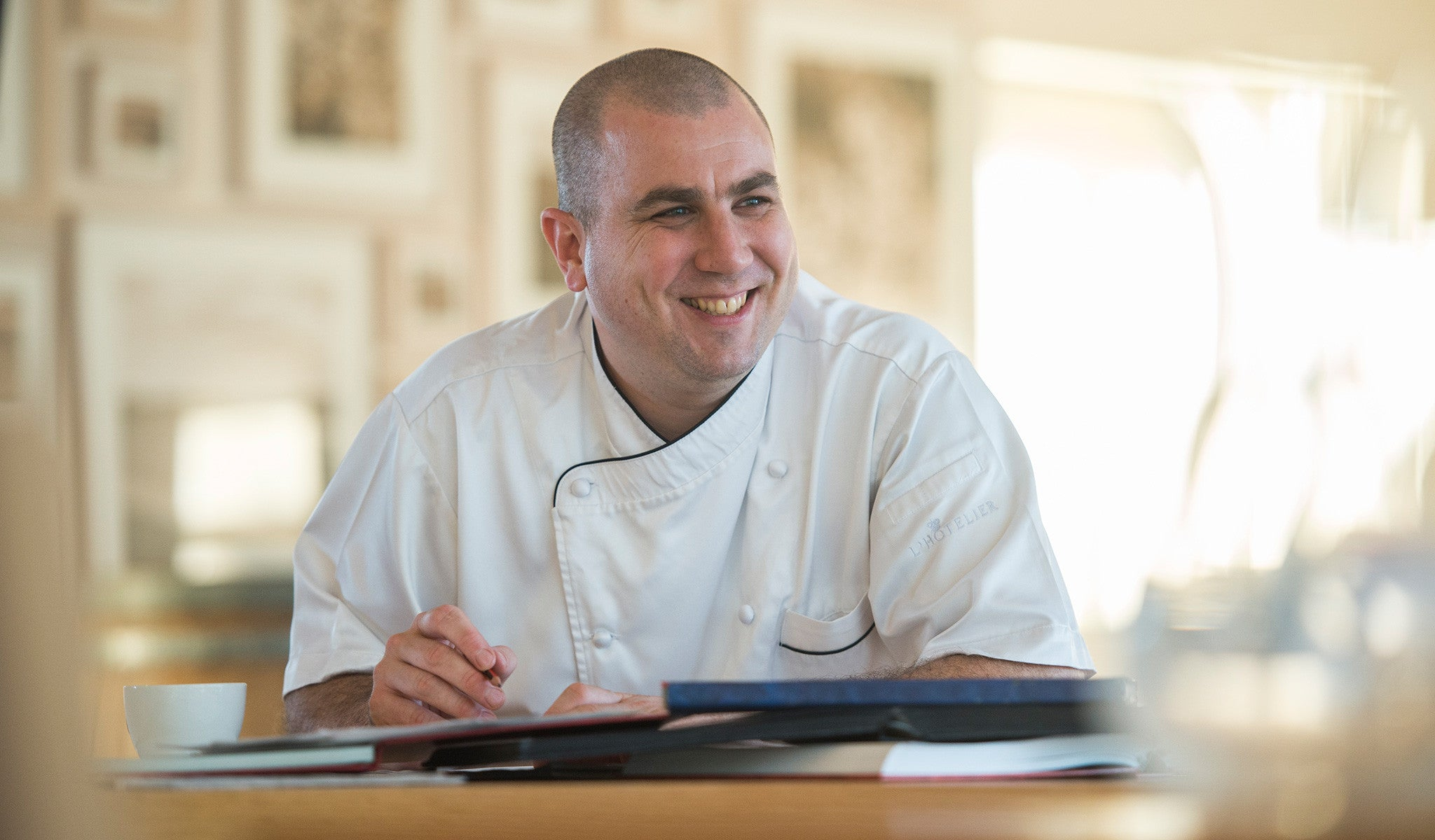 Executive Chef, Mike Kirwin