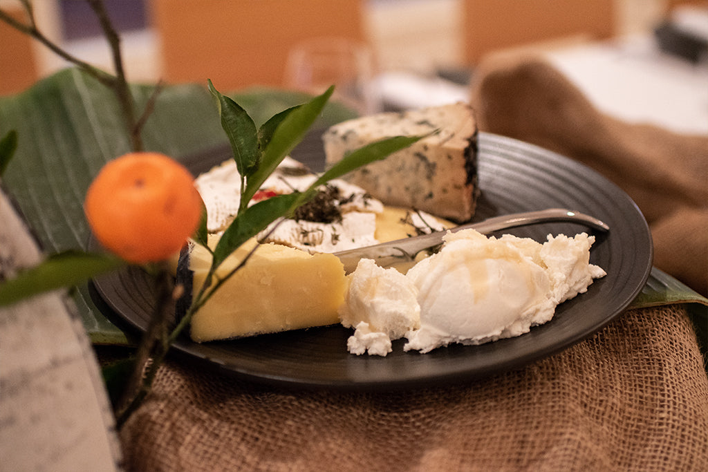 Gather and Graze dinner at Clovely Estate