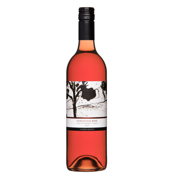 Clovely Estate 2017 Sangiovese Rosé
