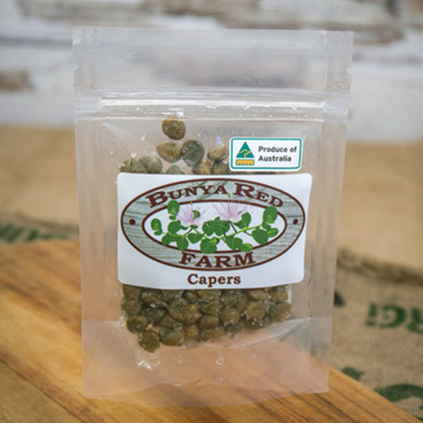 Bunya Red Farm Capers