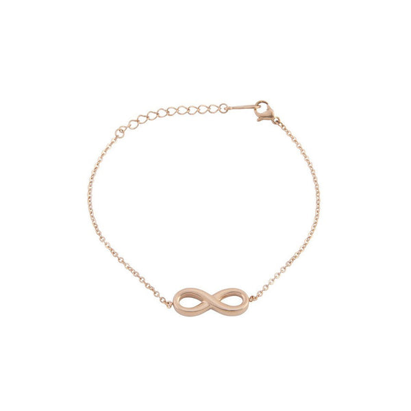 Eternity Charm x Rose Gold