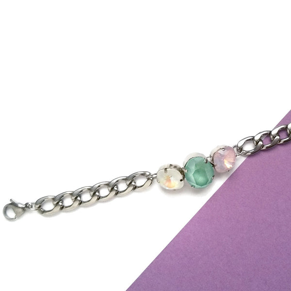 Bracelet Pastel Love x Stainless Steel
