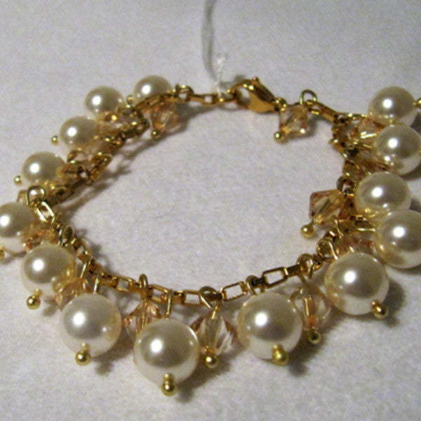 Bracelet Stephanie x Gold