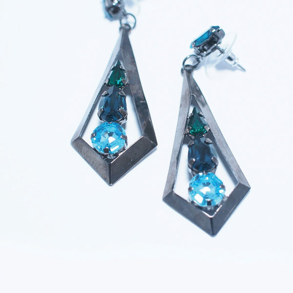 Earrings Montana Swarovski