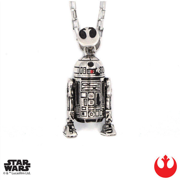 R2D2 x Stainless Steel